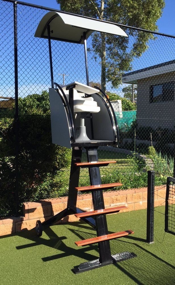 Umpire's Chair TW3