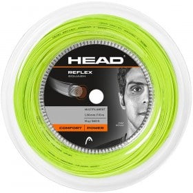 Head Reflex Yellow Squash Reel