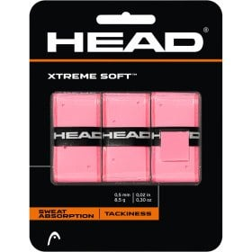 Head Xtreme Soft overgrip 3 pack Pink